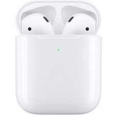 Apple AirPods MV7N2ZM/A verzia 2019 s nabíjecím pouzdrem