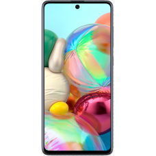 Samsung Galaxy A71 A715F Dual Sim Silver